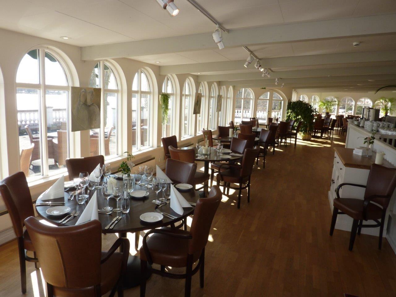 Möckelsnäs Herrgård (hotell, restaurang och konferens)