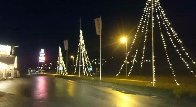 Julekos på Holmen