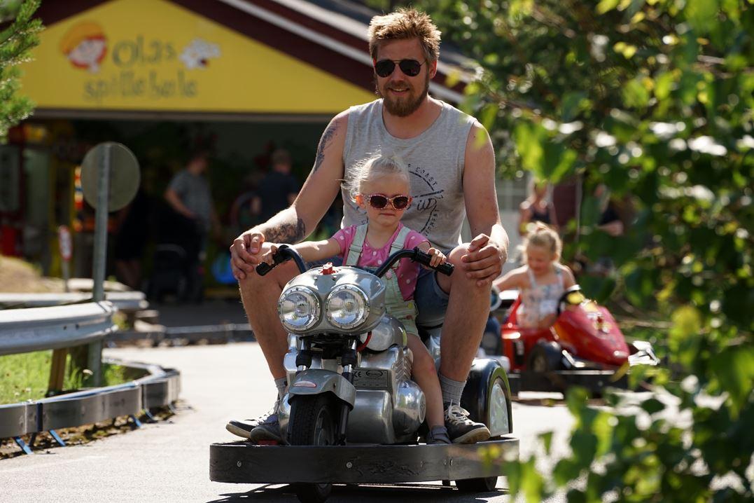 Årskort Lilleputthammer familiepark og Lekeland Hafjell