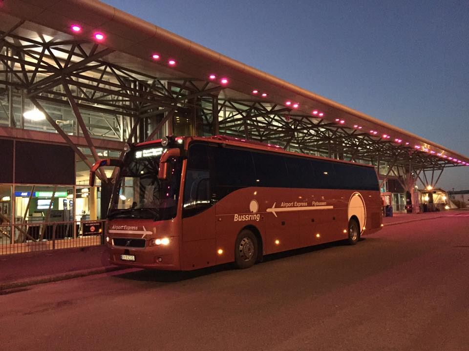Airport Express Bus