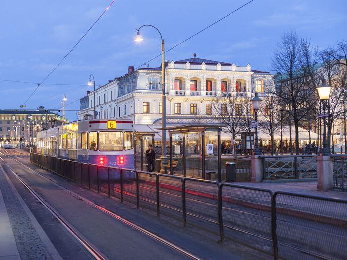 Göteborg City, STF Hotel