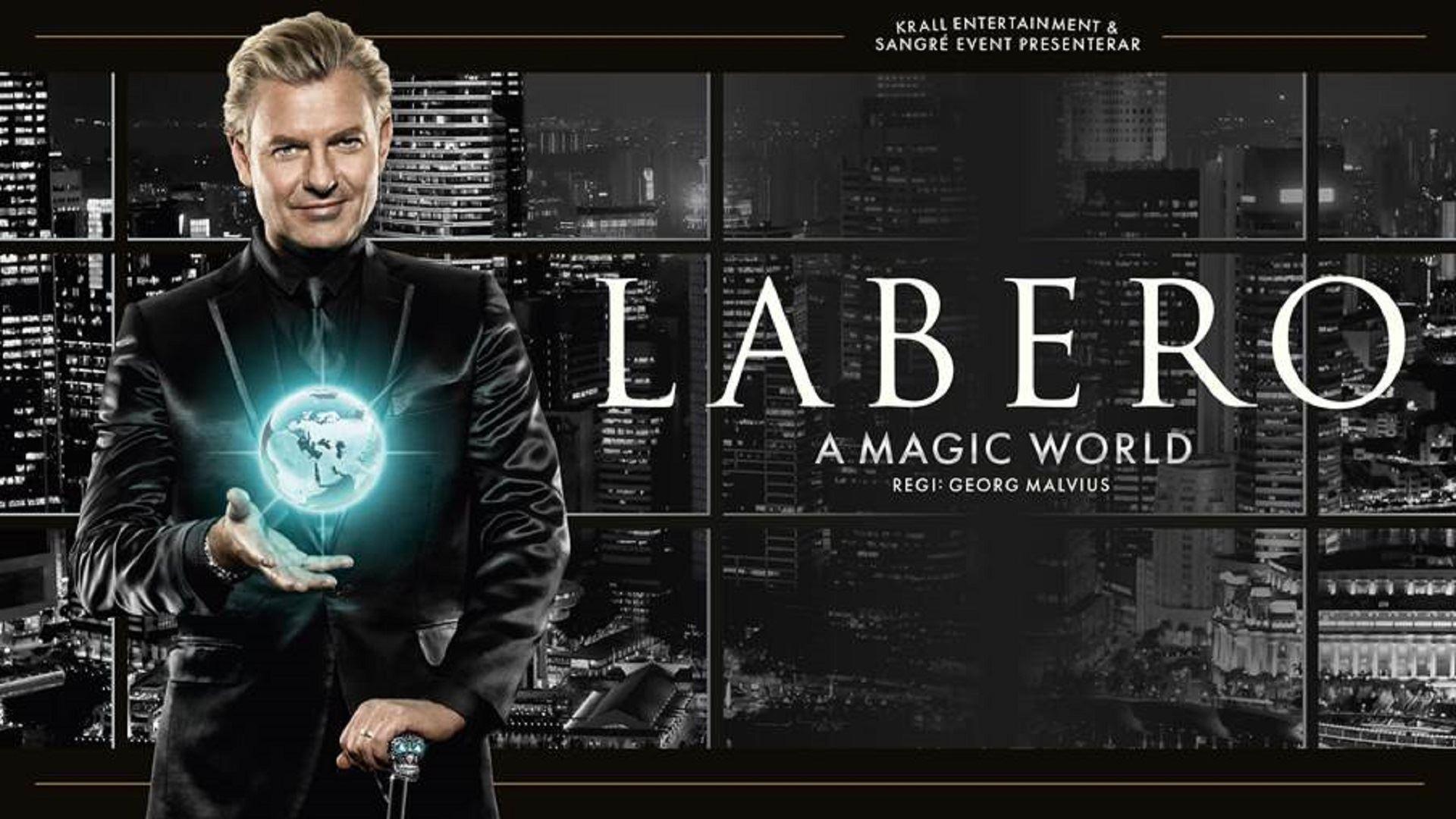 Joe Labero- A magic world