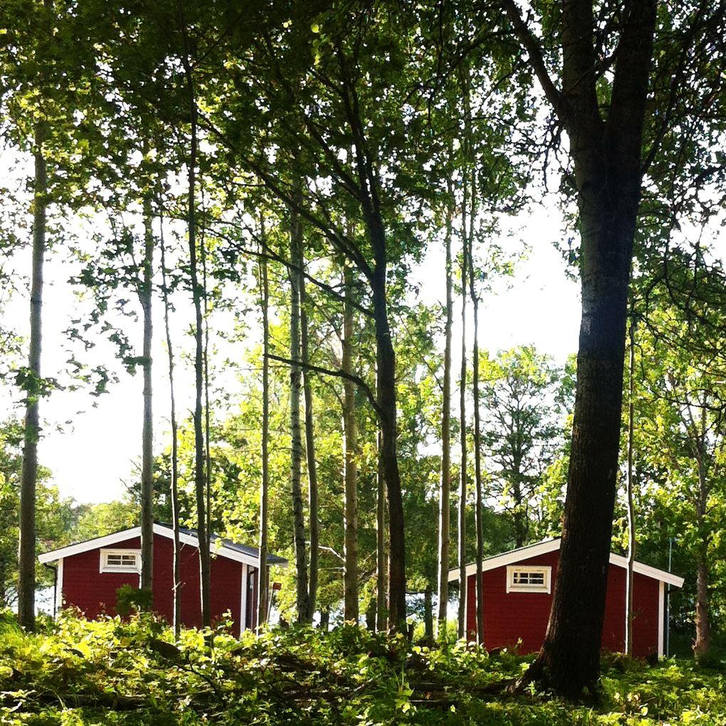Eksjö Camping & Konferens/Ferienhäuser