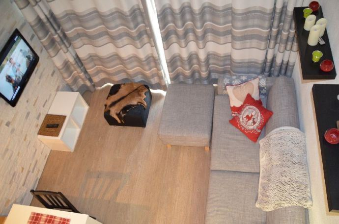 2 Rooms 6 Pers ski-in ski-out / DANCHET 1029