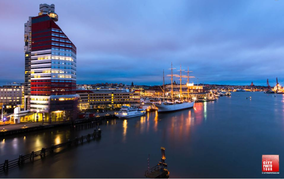 CITY PHOTO TOUR Göteborg, Privat Tur