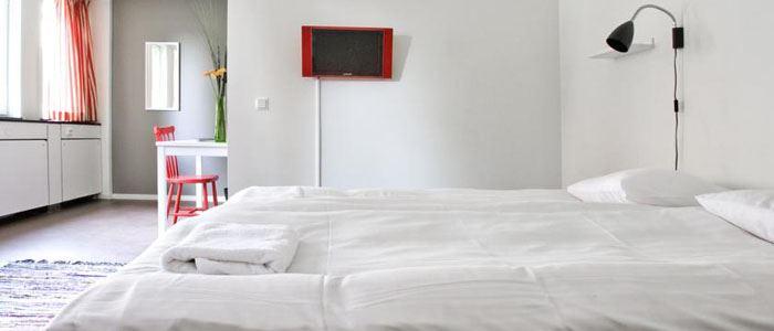 STF Gärdet, Hotel