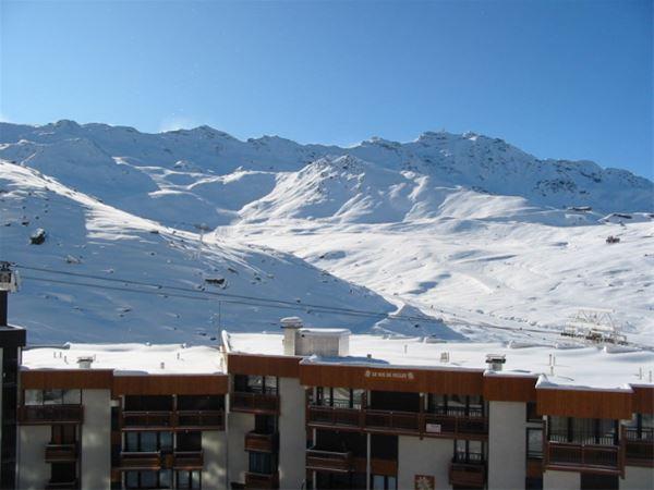 HAUTS DE CHAVIERE A10 / STUDIO 4 PERSONS - 2 SILVER SNOWFLAKES - VTI