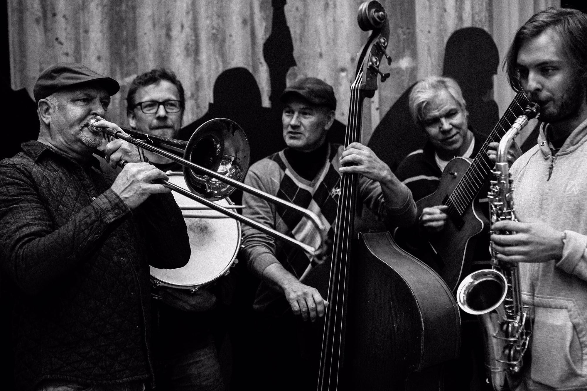 Joy Spring - Östersunds Kulturskola Jazz i Jemtland