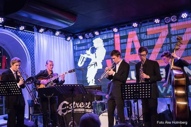 Foto: www.jazzijemtland.se,  © Copy: www.jazzijemtland.se, Mainland Jazz Collective - Jazz i Jemtland