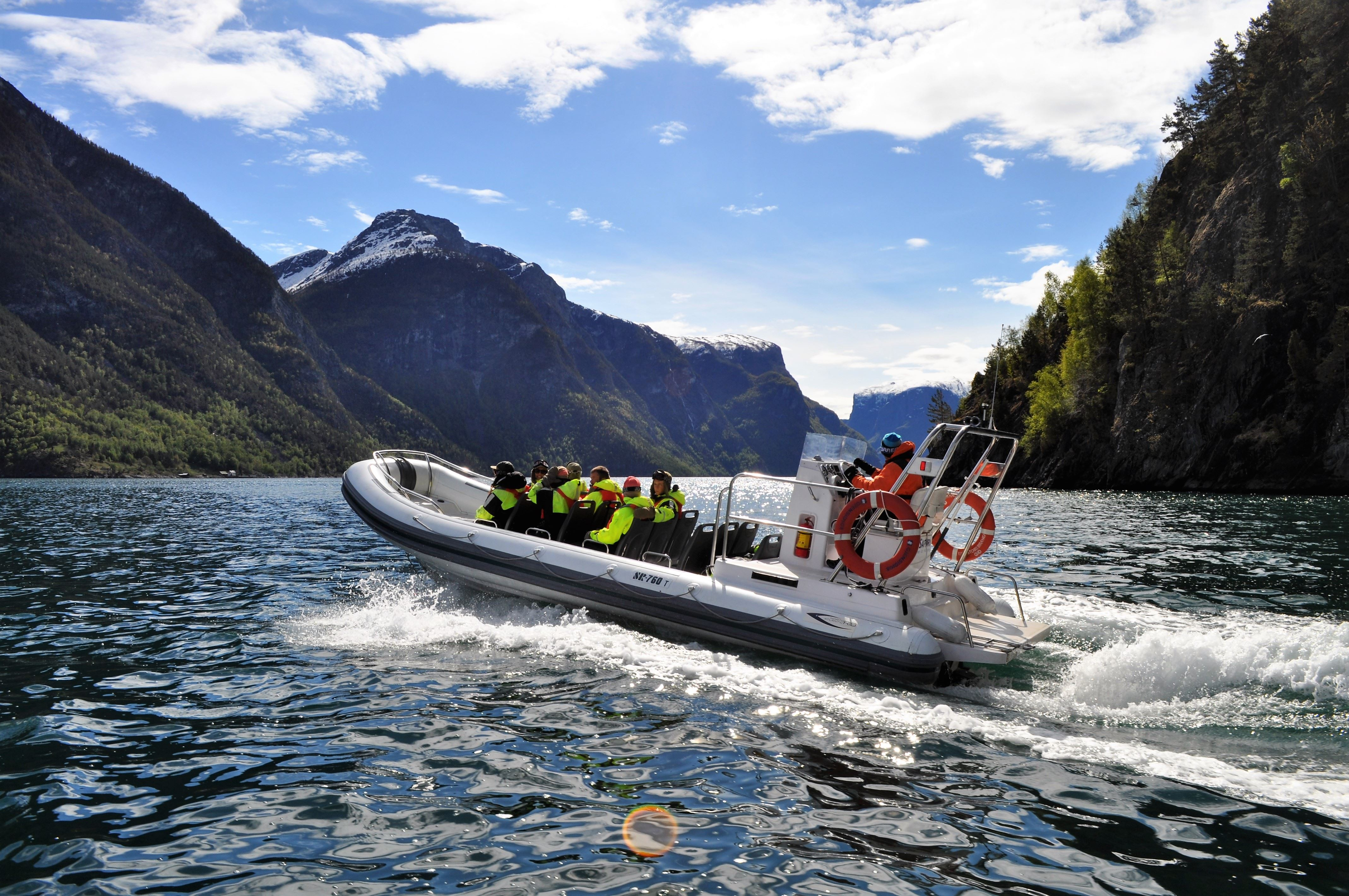 © Kristin Daviknes, Heritage FjordSafari