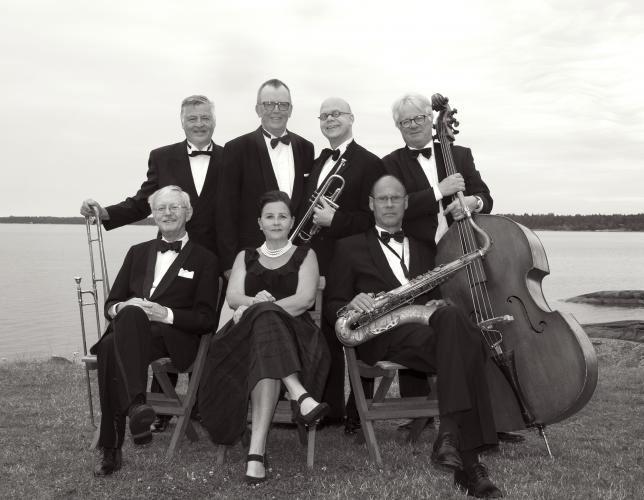 Allt var bättre förr -  Peter Lind and the Cabaret Band