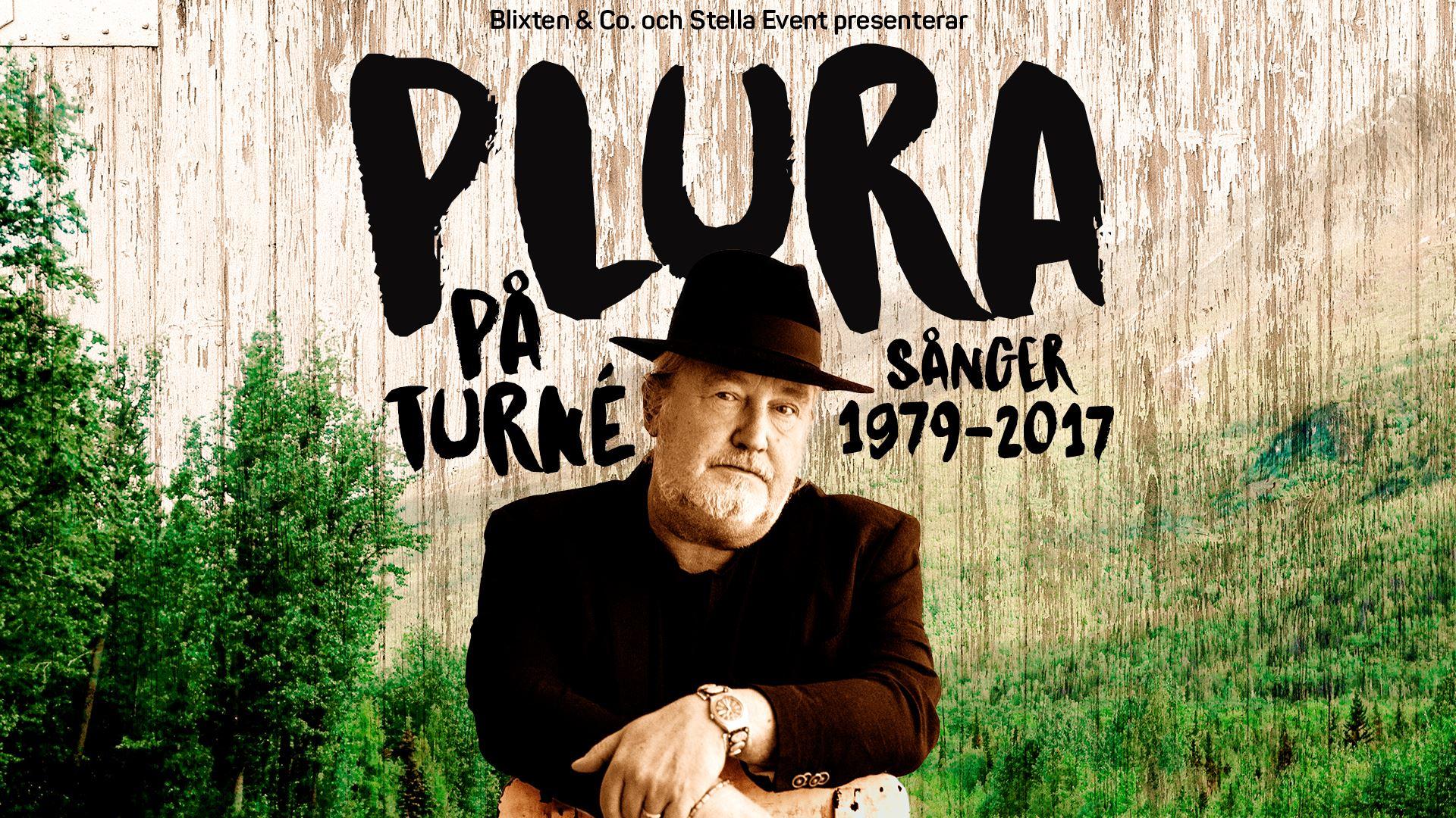 Plura på turné - Sånger 1979-2017