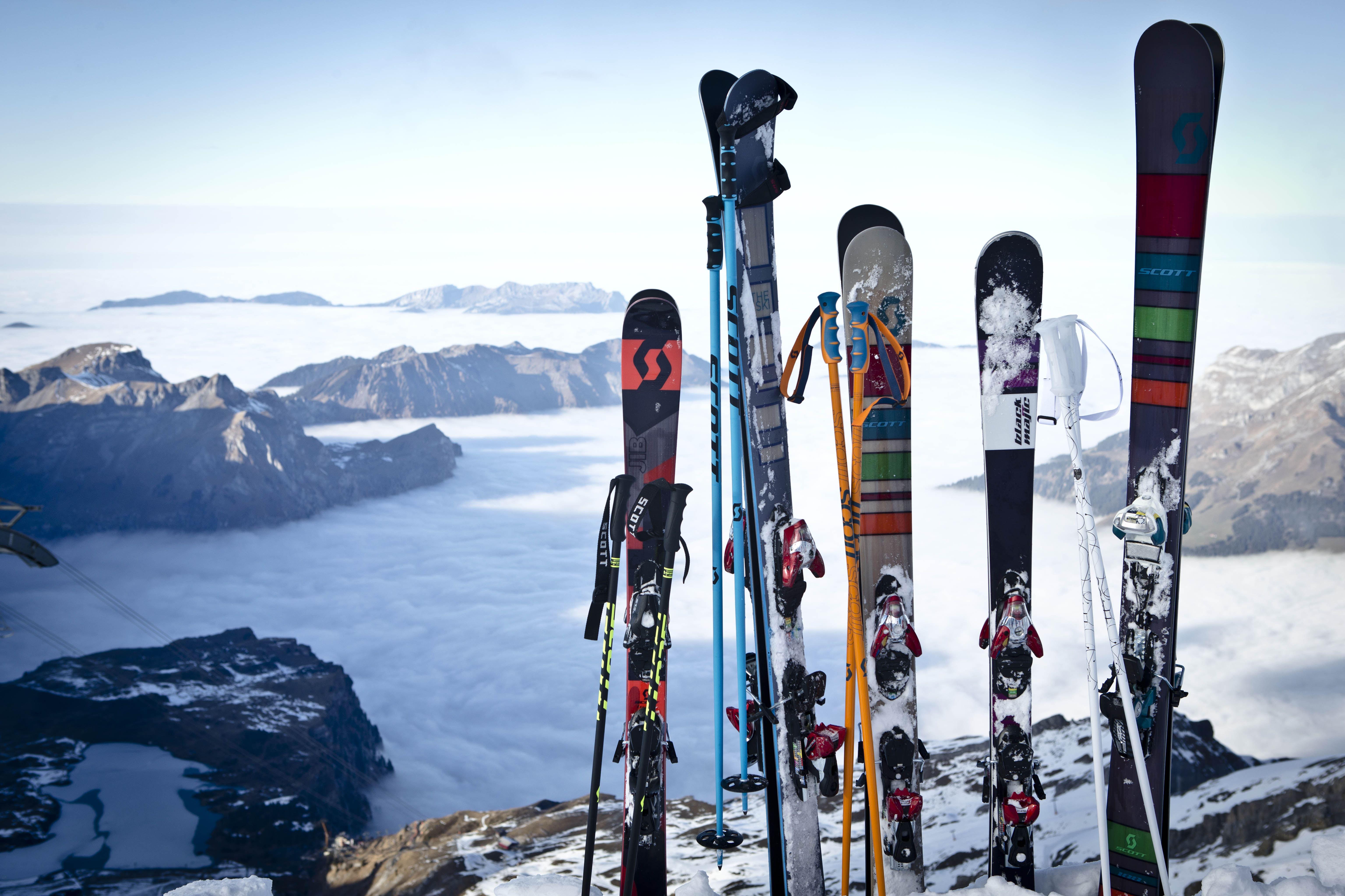 Ski rental, Storlien Sportcenter