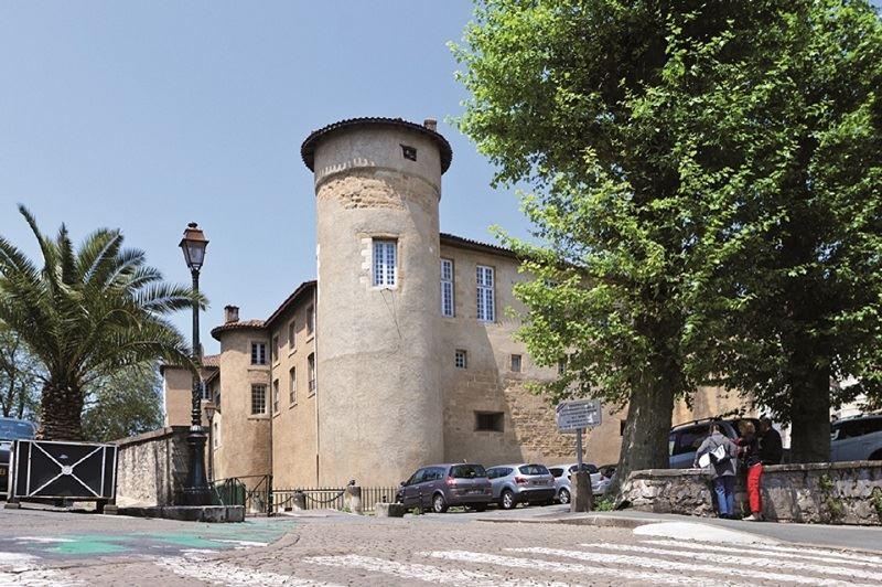 Visite guidée du Château Vieux