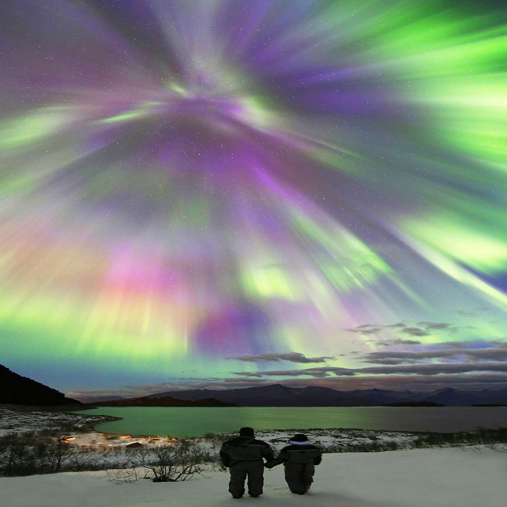 009. All Inclusive Northern Lights Trip - Explore The Arctic, Tromsø Outdoor partner