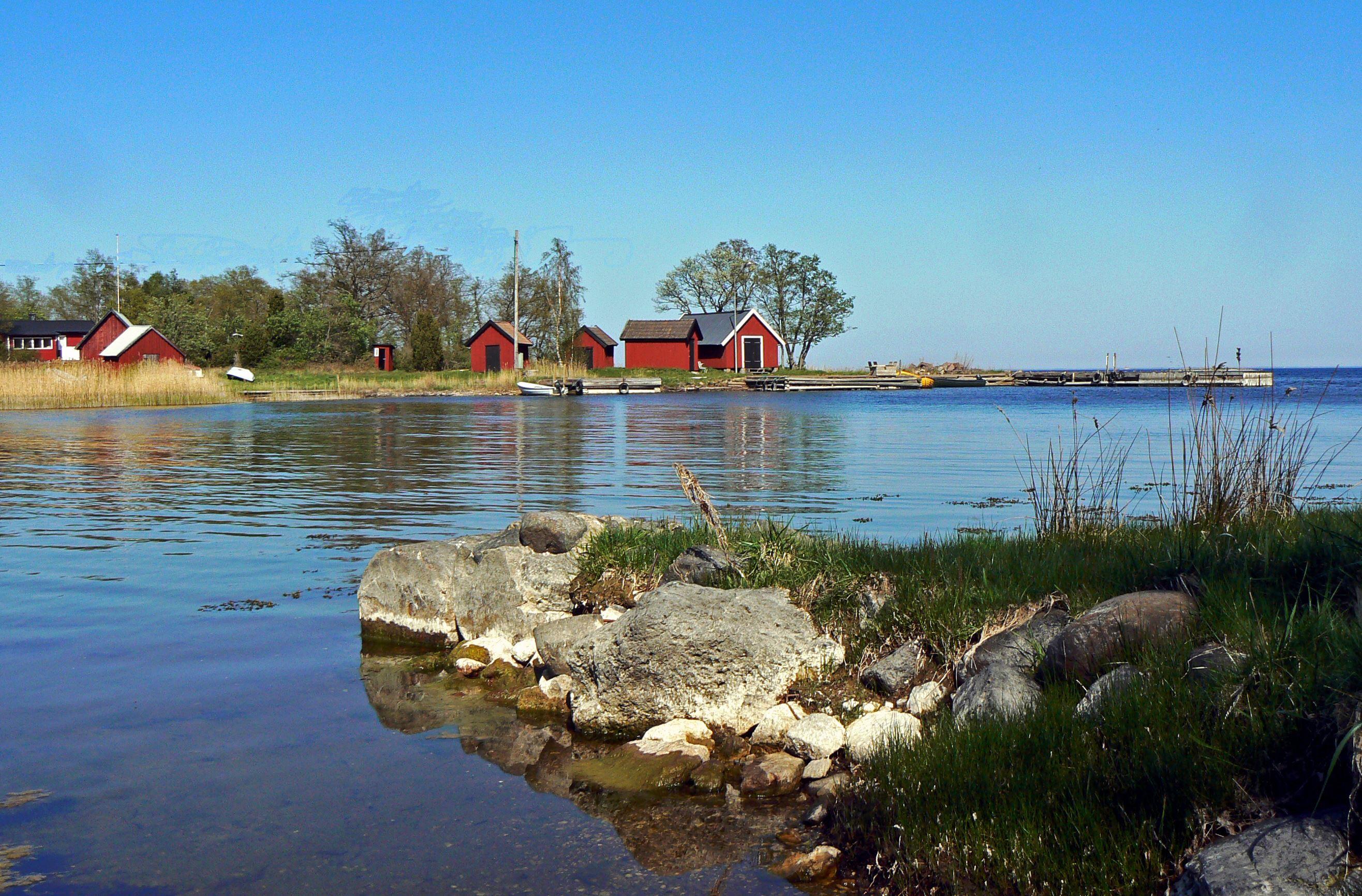 Den hemliga farleden - inomskärsled i Norra Kalmarsund