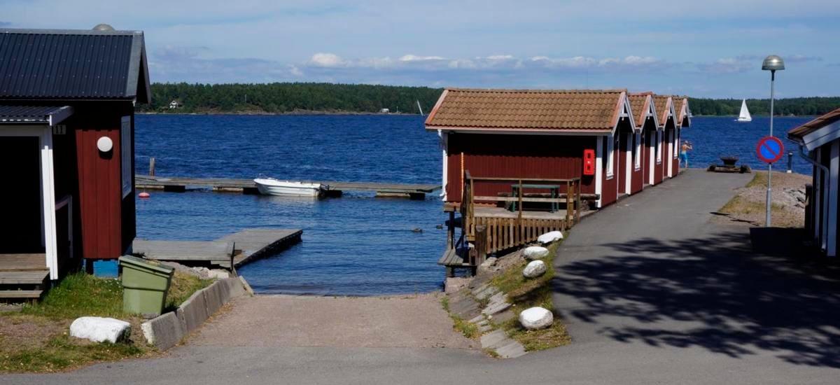 Örnäs Camping/Ferienhäuser