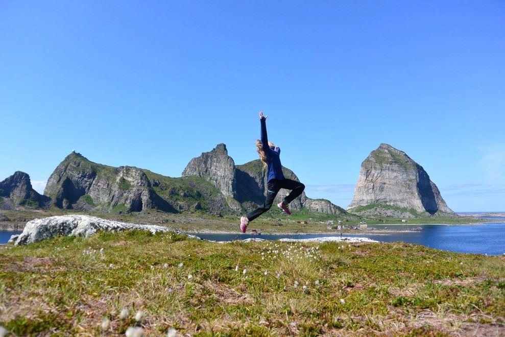 Trænstaven - toppturhelg på Helgelandskysten