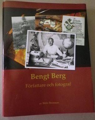 """Kulturcafé  i Konsthallen """" Bengt Berg - vem var han? """""""