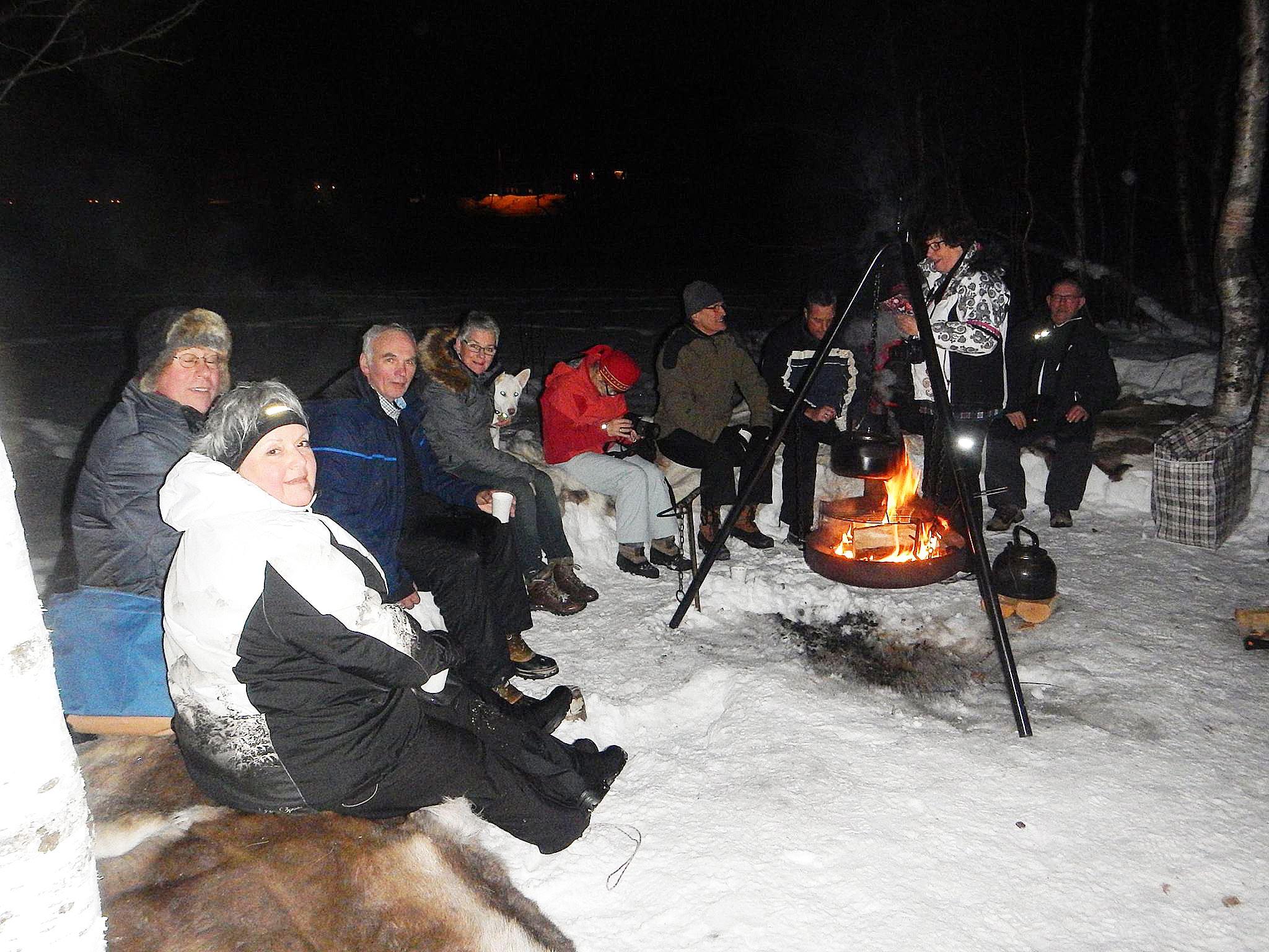 Snowman - Trugetur med guide - Destination Snowman