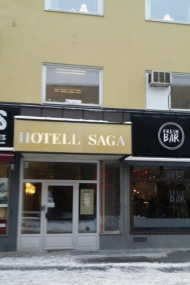 Hotel Saga