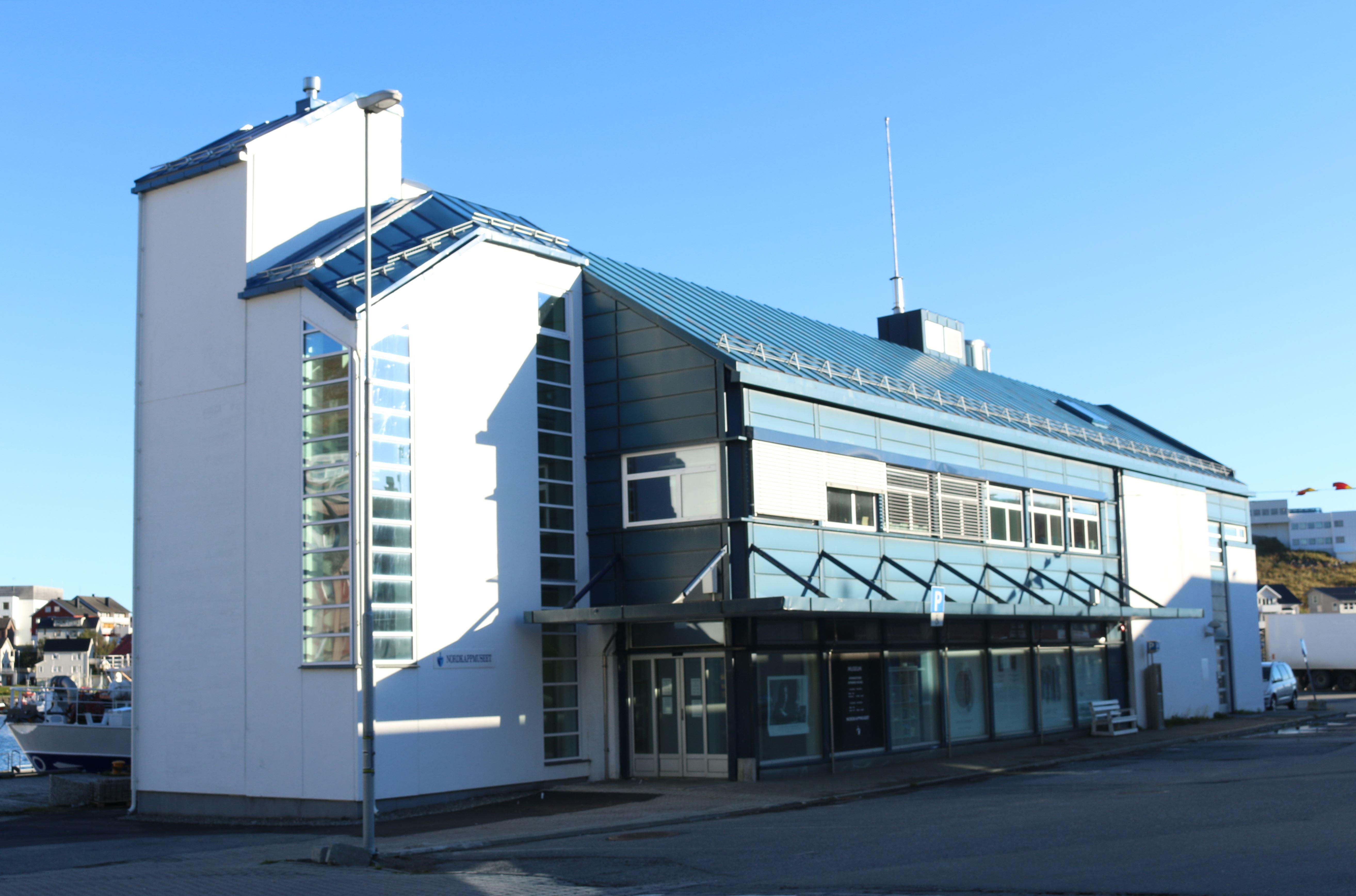 Nordkappmuseet - Maritimt Museum