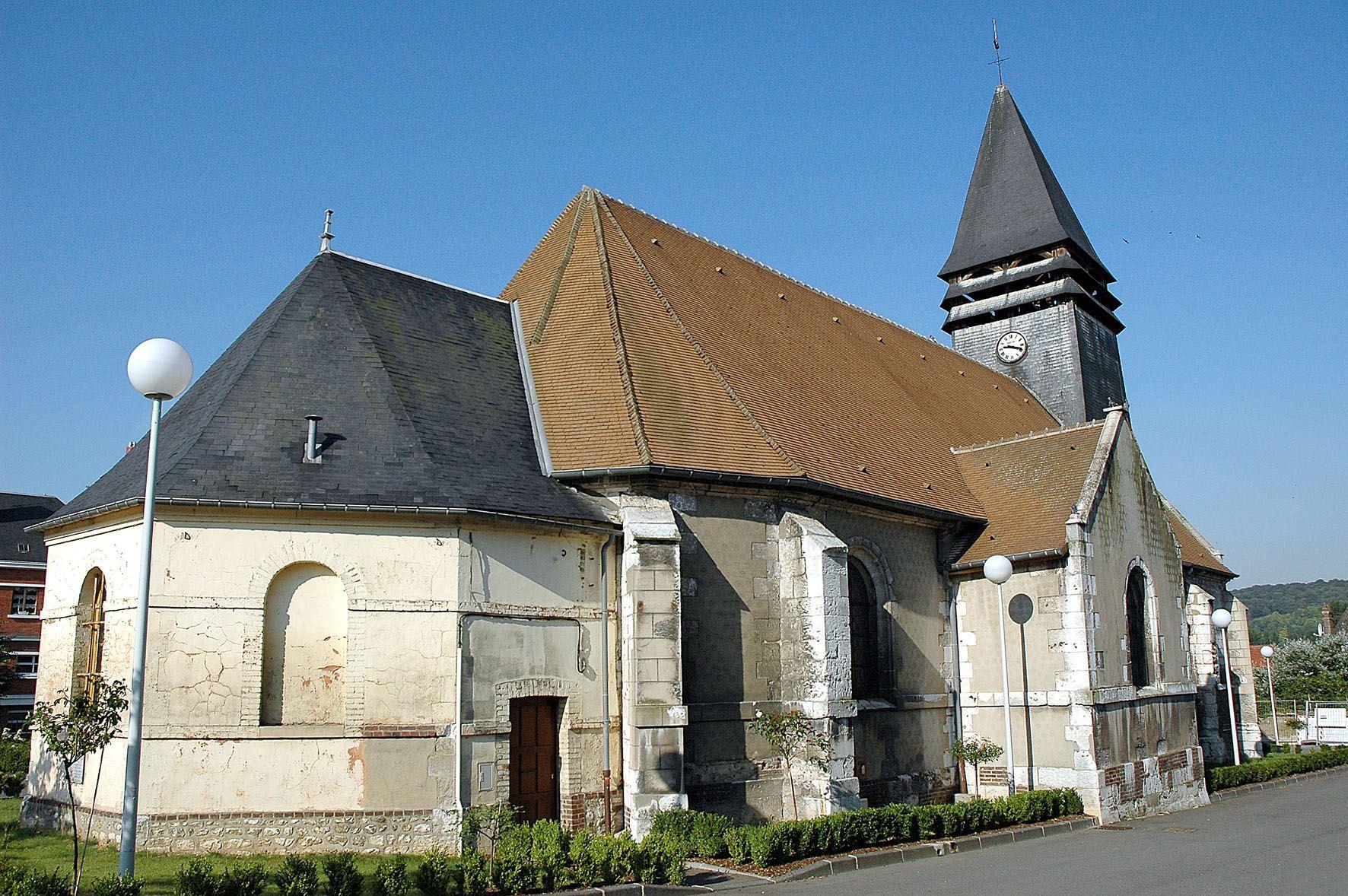 Au chevet de Saint-Aubin (visite guidée) - dimanche 25 juin