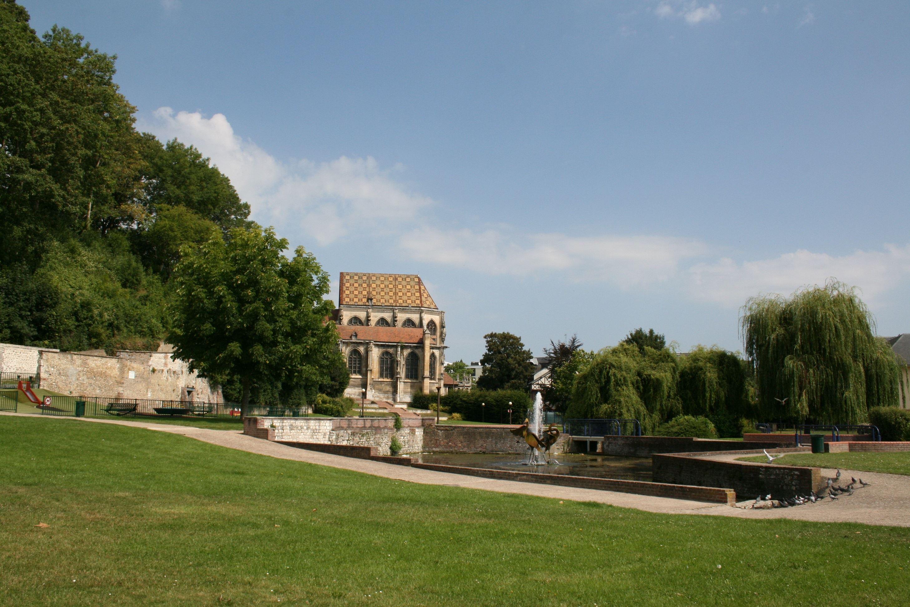 Secrets de jardins Elbeuviens (visite contée) - dimanche 4 juin