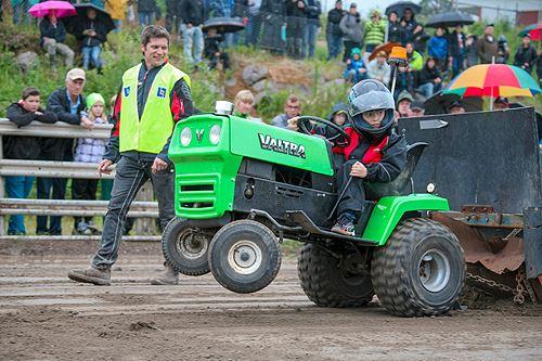 Målilla Traktor Power Weekend 2017
