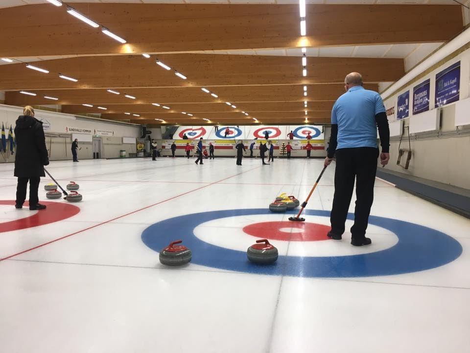 Curling - Prova på