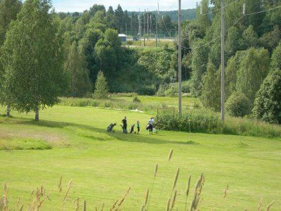 © Matfors golfklubb,  Matfors Golbana - Pay and Play