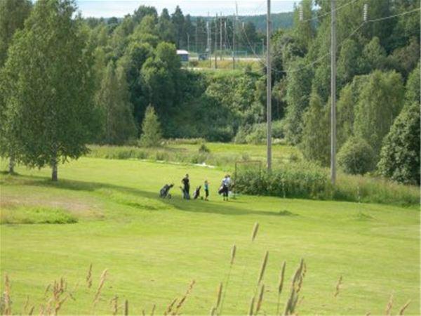 © Matfors golfklubb, Matfors Golfbana - Pay and Play
