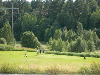 Matfors Golfbana - Pay and Play