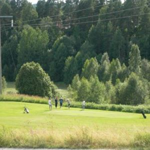 © Matfors golfklubb,  Matfors Golbana - Pay and Play