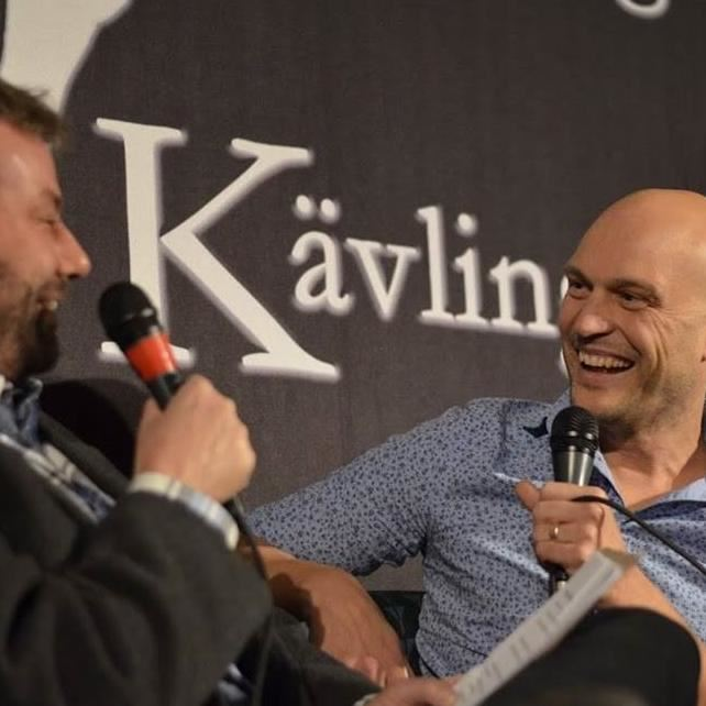 Joakim Kasimir, MiKCafé med SOFFAN Talkshow
