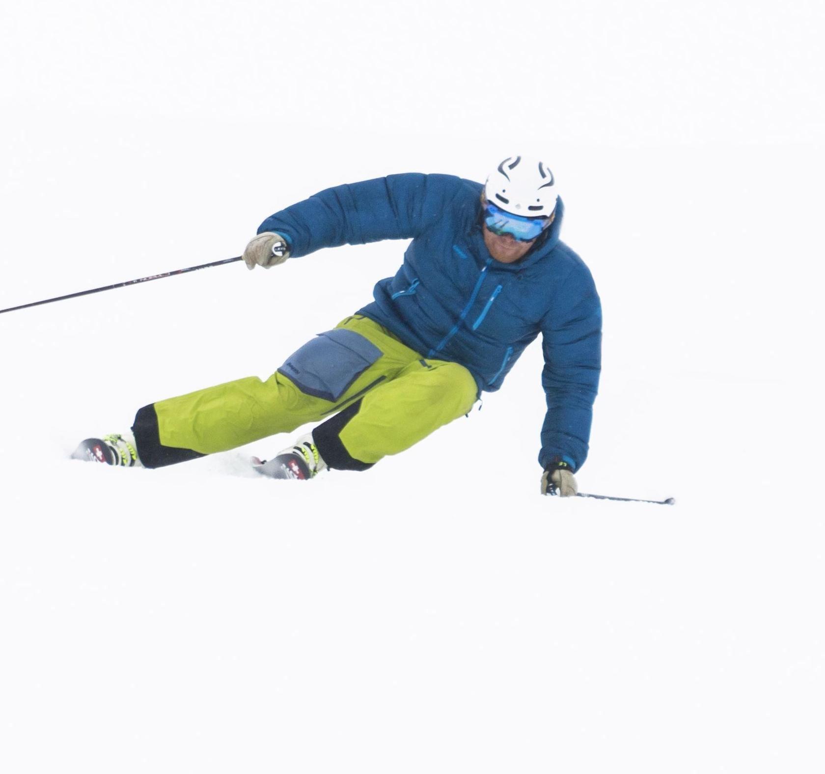 Teknikk-kurs i alpint
