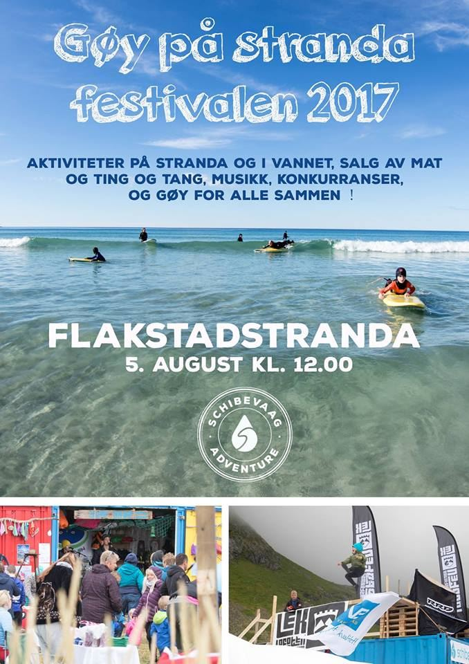© Gøy på stranda festivalen, Gøy på stranda festivalen