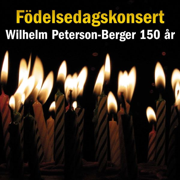Peterson-Berger's birthday concert 150 years