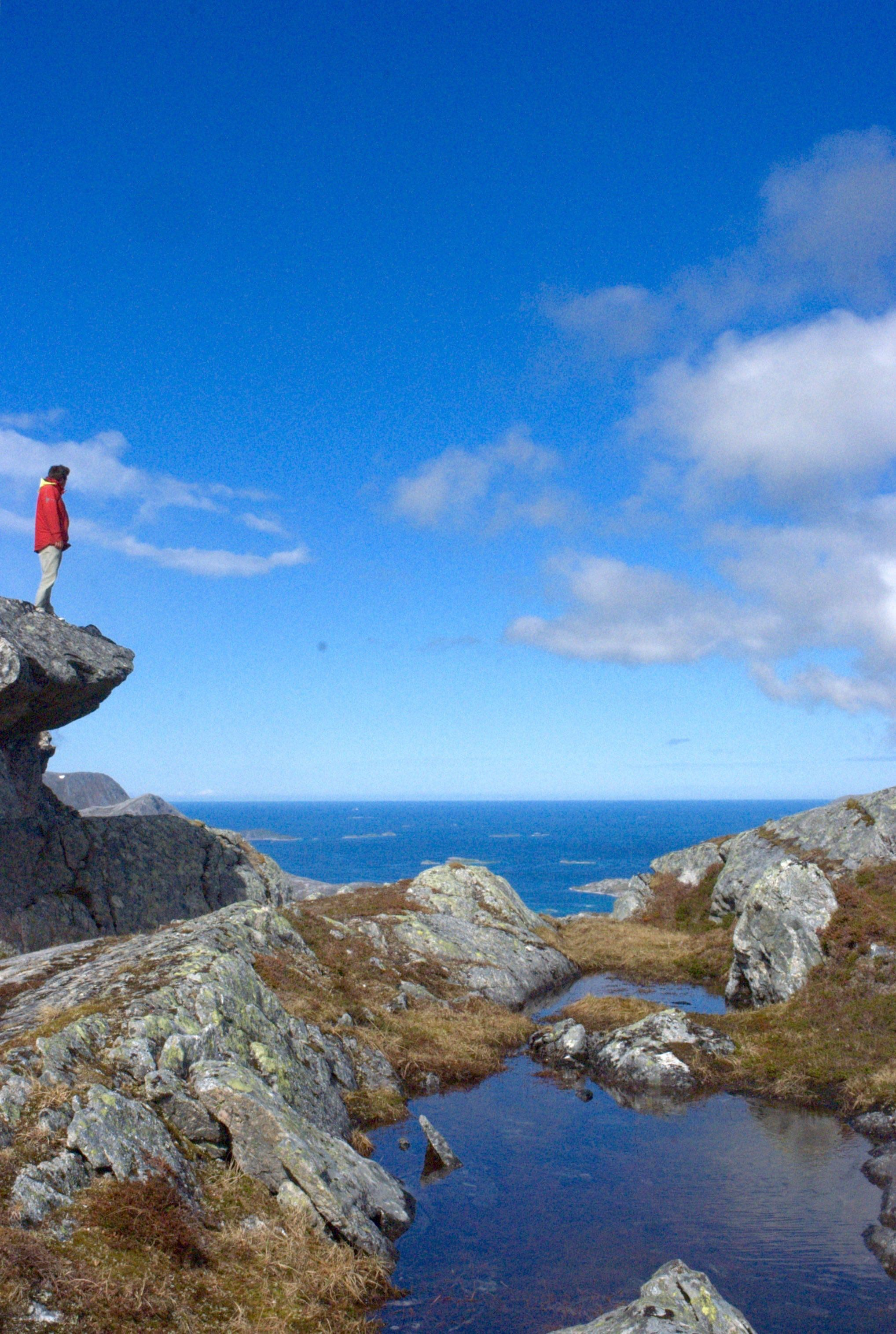 Isabelle Berger,  © Isabelle Berger, Hiking & Sailing trip off the beaten path - 6 days – 69Nord Sommarøy Outdoor Center