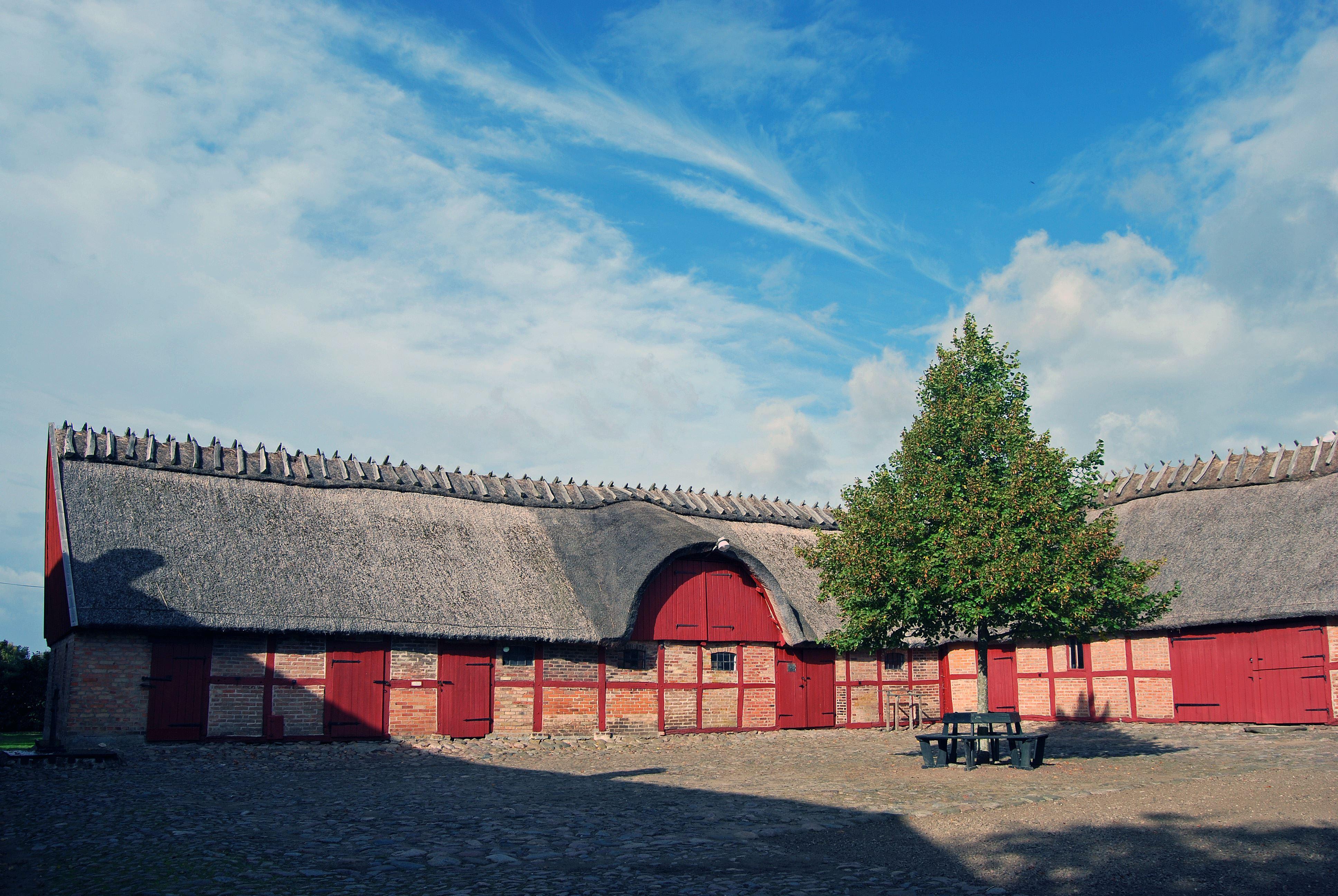 Asmundtorp's local heritage museum
