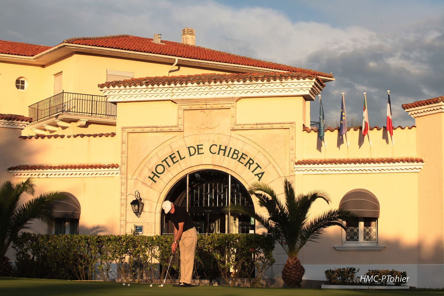 Chiberta & Golf Hôtel & Resort