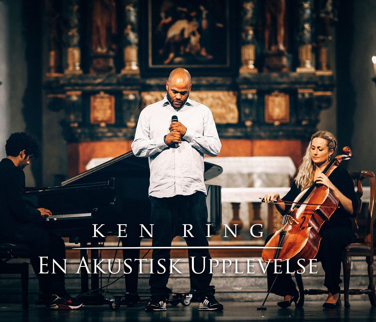 Ken Ring - en akustisk upplevelse i Karlshamn