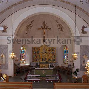 Studio Lennart,  © Studio Lennart, Högmässa i Ljungby kyrka