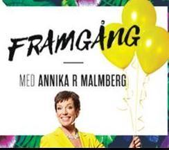 Föreläsning: Framgång med Annika R Malmberg