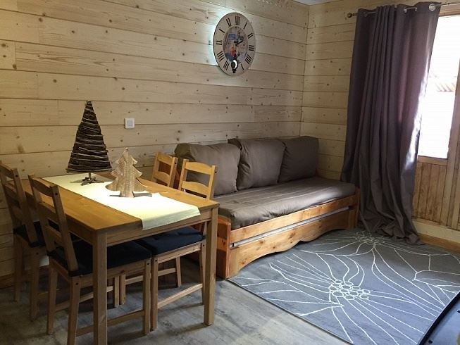 2 Rooms 4 Pers ski-in ski-out / SORBIER 203OREE DES PISTES 22