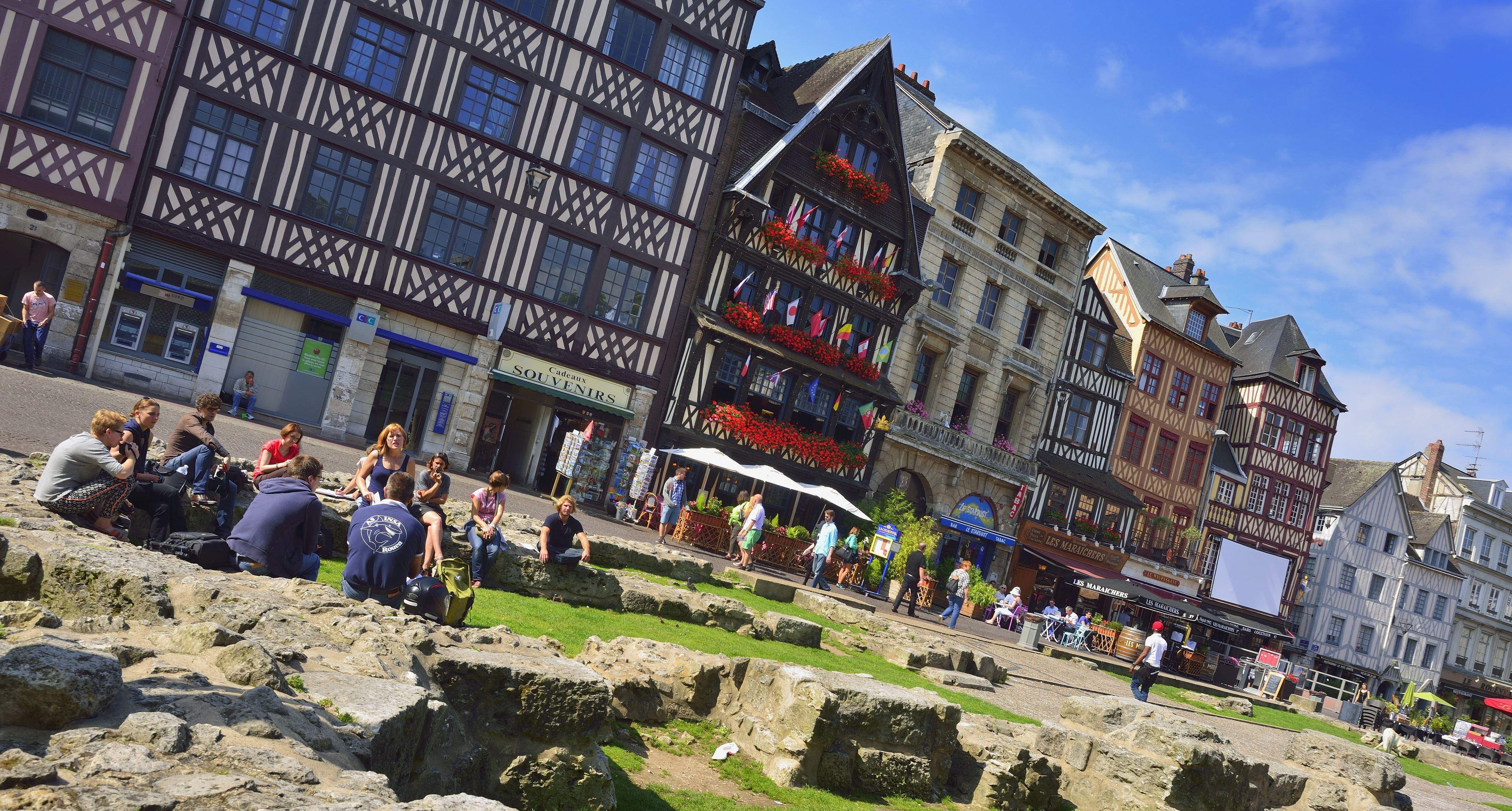 Réforme et contre réforme à Rouen, les 500 ans du Protestantisme (visites guidées)