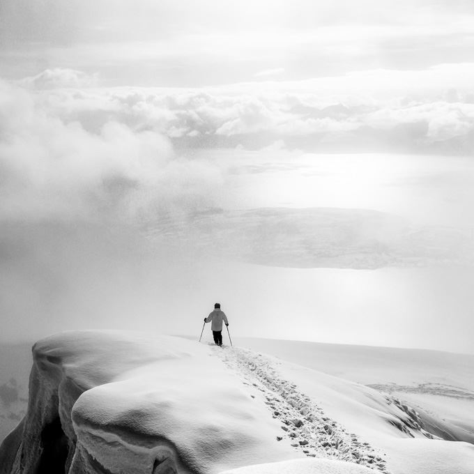 Skitouring week in the Lyngen Alps