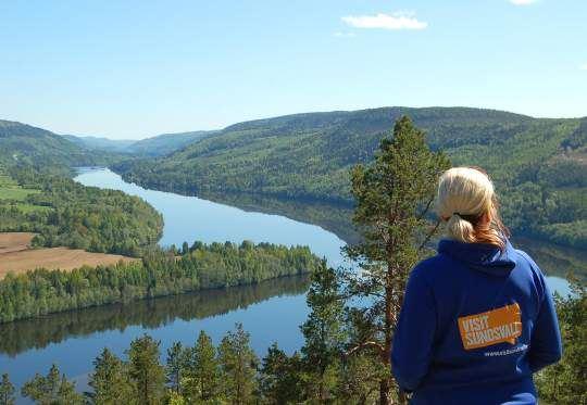 Fredagsföreläsning- Indalsleden, Sveriges vackraste turistled