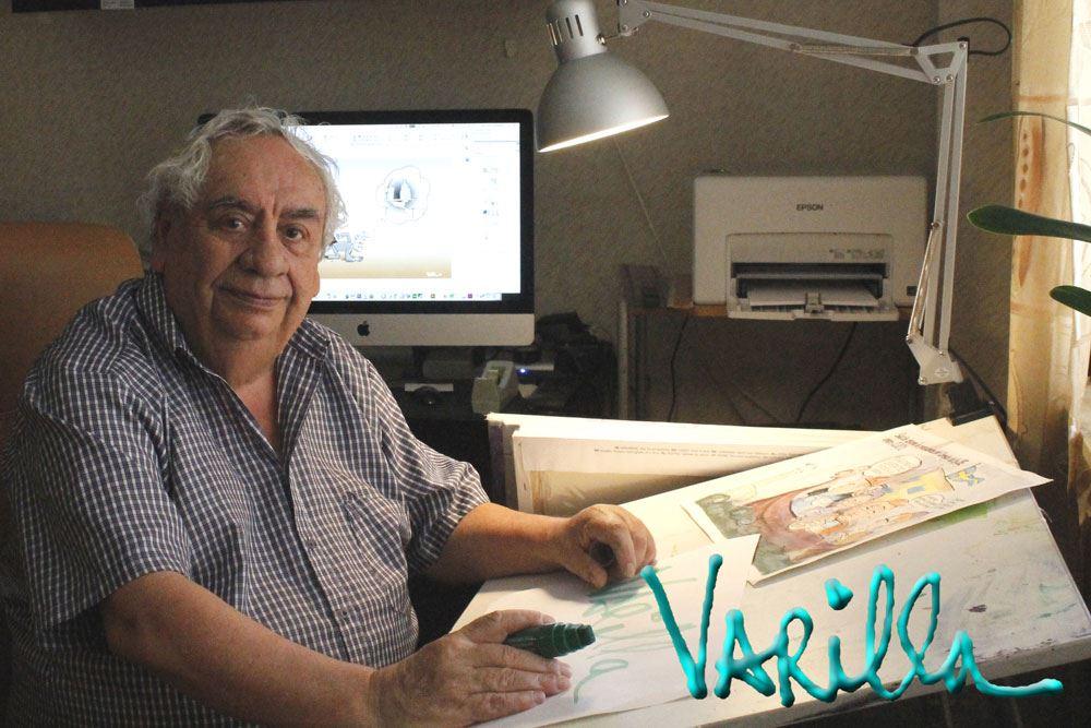 Jorge Varas - Gravyr, akvarell, måleri, grafik