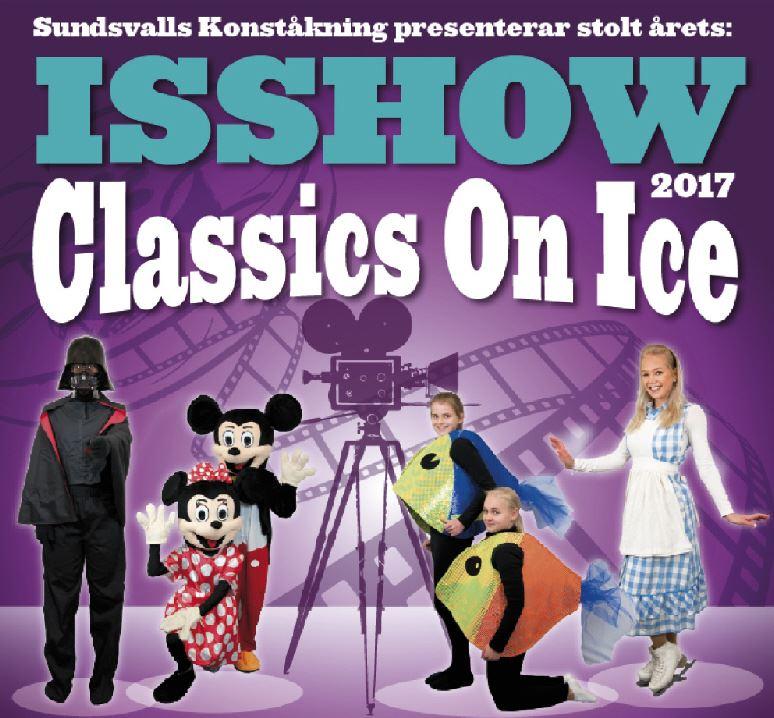 "Isshow 2017 ""Classics on Ice"""